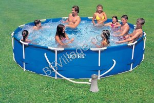 Piscine fuoriterra intex for Piscina intex rotonda