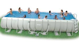Vendita piscine fuori terra a prezzi scontati for Piscine fuori terra intex prezzi