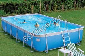Piscine fuoriterra tutte le offerte cascare a fagiolo for Bestway piscine catalogo